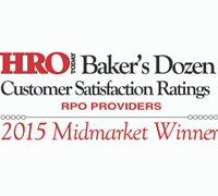 HRO Customer Satisfaction Ratings