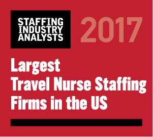 SIA Largest US Travel Nurse 2017