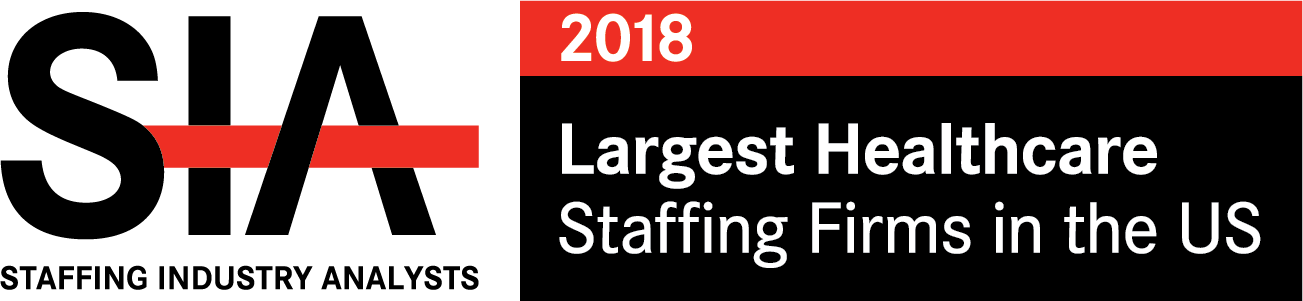 SIA Largest  Healthcare Staffing Firms 2018